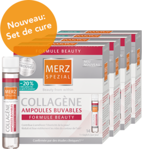 Set de cure Collagène Ampoules buvables