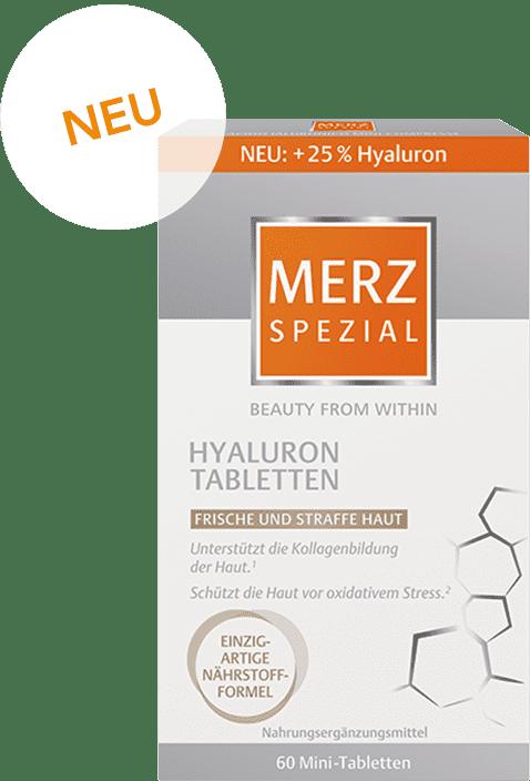 Merz Spezial – Hyaluron Tabletten