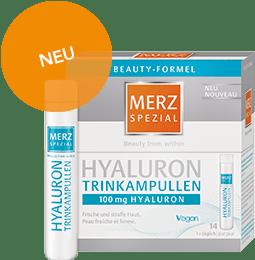 Merz-Spezial Hyaluron Trinkampullen