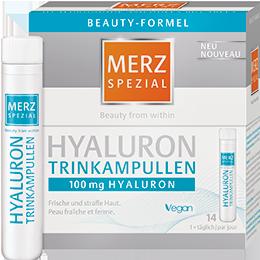 Merz-Spezial - Hyaluron Trinkampullen